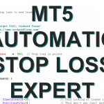 MT5 Expert to apply an Automatic Stop Loss