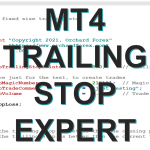 MT4 Trailing Stop Expert