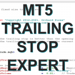 MT5 Trailing Stop Expert