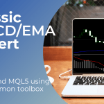 MACD EMA Expert for MT4 and MT5